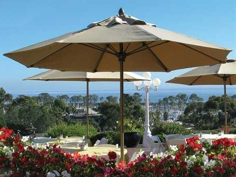 Well Known Wind Resistant Patio Umbrellas Inside Wind Resistant Patio Umbrellas – Patioliving (View 9 of 15)