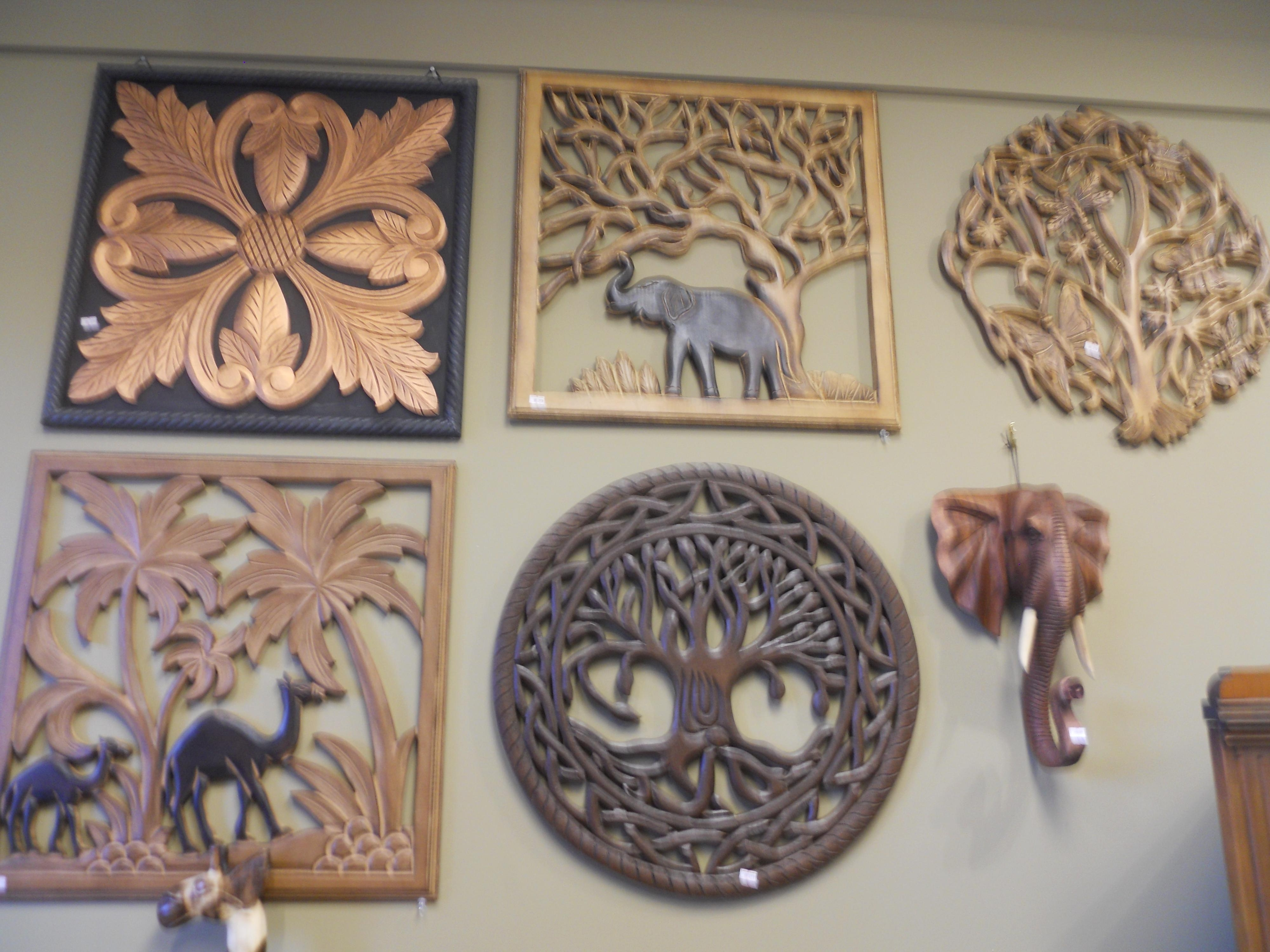 Well Known Wood Wall Art Good Carved Wall Art – Blogtipsworld With Carved Wood Wall Art (View 15 of 15)
