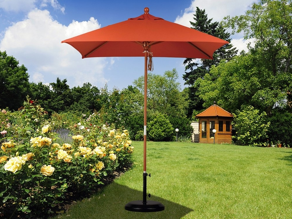 Well Liked 6 Ft Patio Umbrellas For 6 Ft Patio Umbrella – Darcylea Design (View 13 of 15)