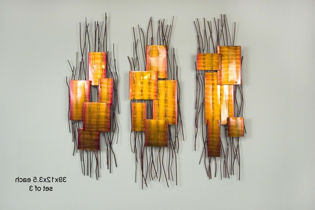 Well Liked Abstract Metal Wall Art Regarding Abstract Metal Wall Art – Hoypoloi Gallery (View 14 of 15)