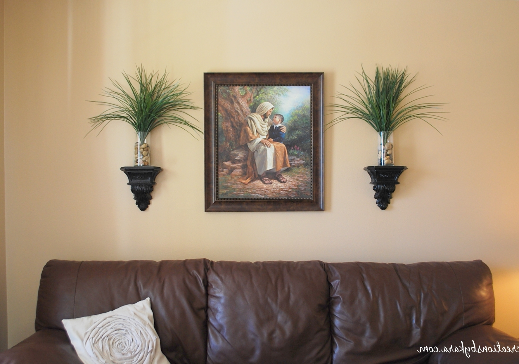 Well Liked Big Wall Art Within Decorating Living Room Wall Decor Ideas Big Wall Art For Living Room (View 9 of 15)