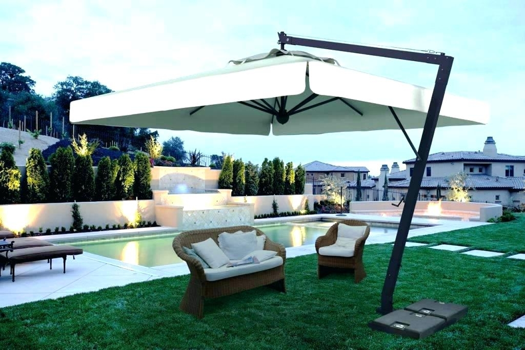 Well Liked Commercial Patio Umbrellas In Commercial Patio Umbrellas S S S – Patio Furniture (View 14 of 15)