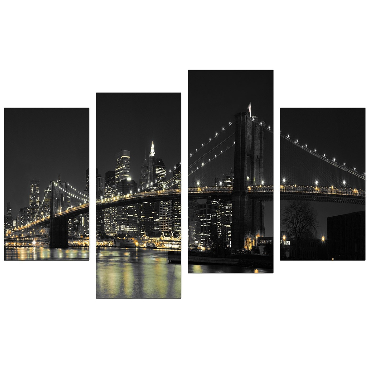 Well Liked New York Canvas Wall Art With Regard To Canvas Wall Art Of New York For Your Office – 4 Part (View 15 of 15)