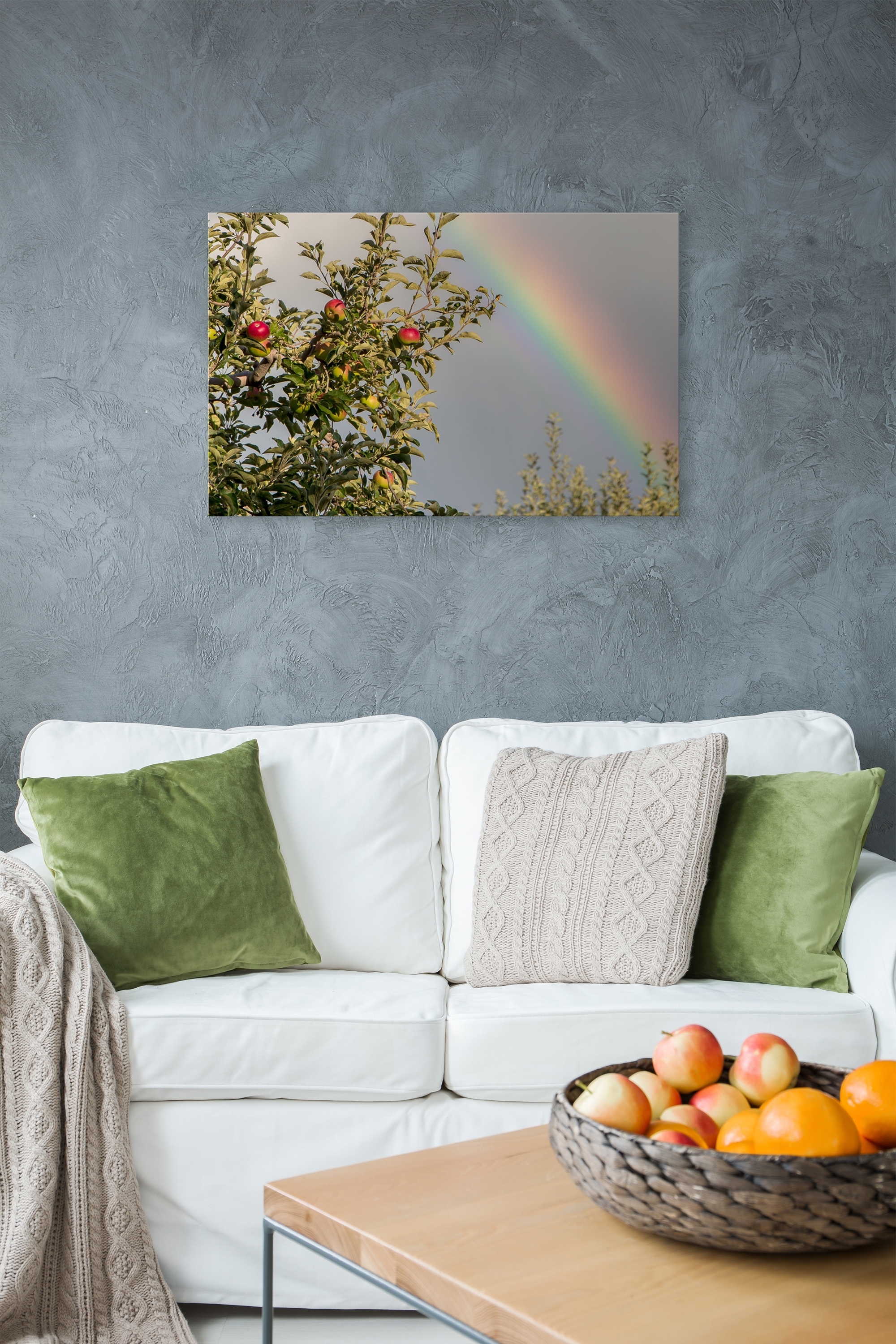 Well Liked Orchard Rainbow – Rogue Aurora Photography With Nature Wall Art (View 15 of 15)
