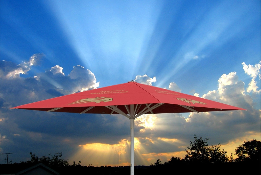 Well Liked Patio Umbrellas For High Wind Areas For Wind Resistant Patio Umbrellas – Windproof Patio Umbrella (View 7 of 15)