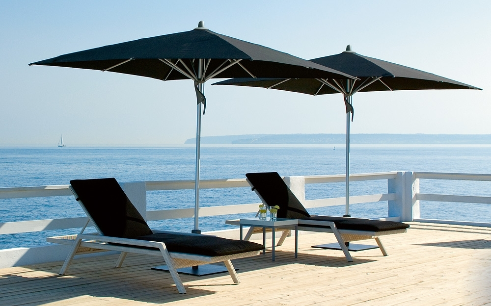 Well Liked Patio Umbrellas For Windy Locations In Fortino High Wind Patio Umbrellas (View 5 of 15)