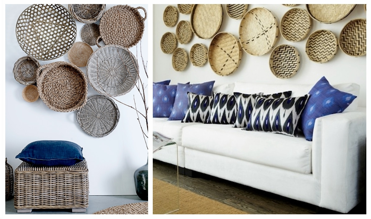 Well Liked Woven Basket Wall Art Takuice – Decoratorist – #229651 With Regard To Woven Basket Wall Art (View 4 of 15)
