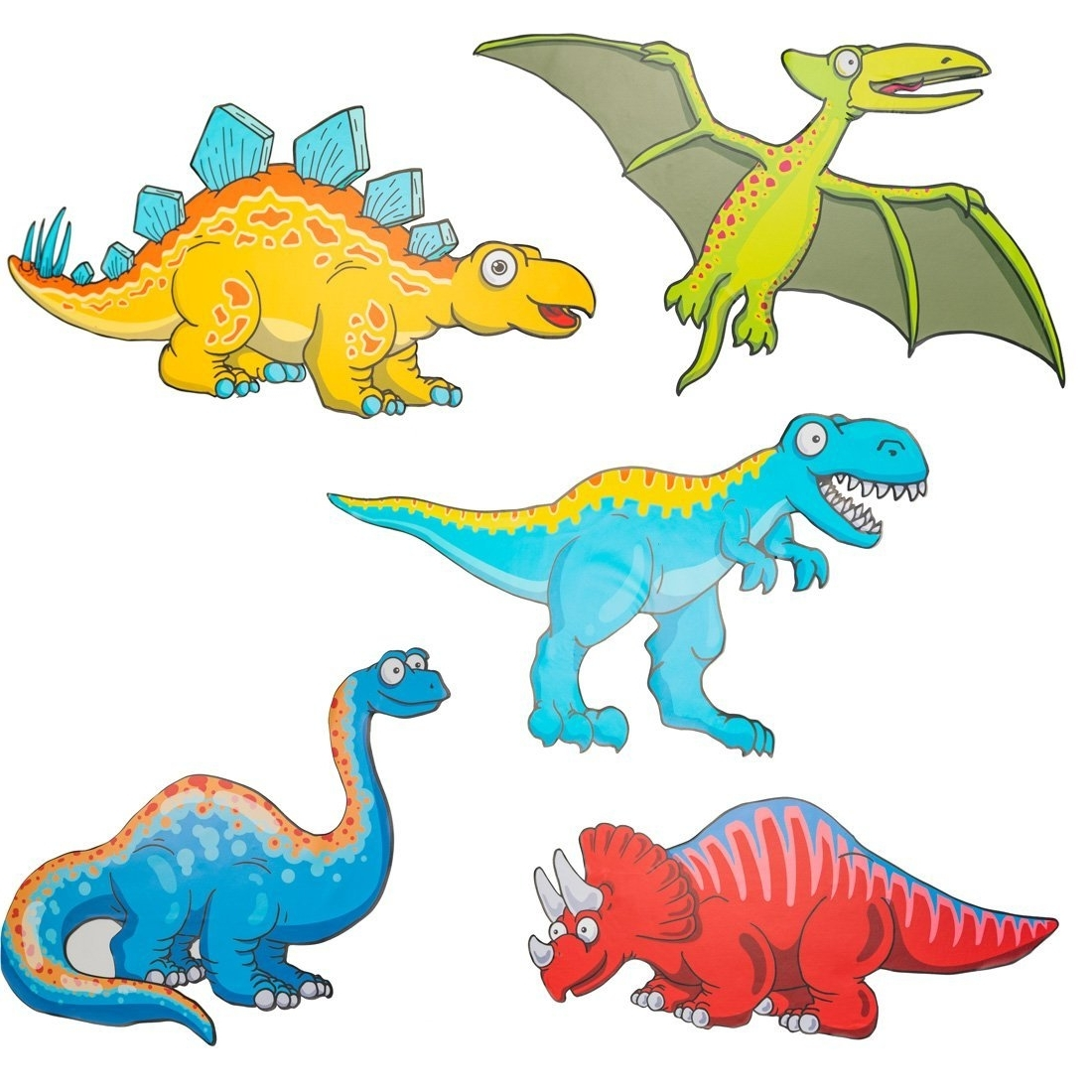 Widely Used Dinosaur Wall Art Regarding Cheap Dinosaur Wall Decals, Find Dinosaur Wall Decals Deals On Line (View 12 of 15)