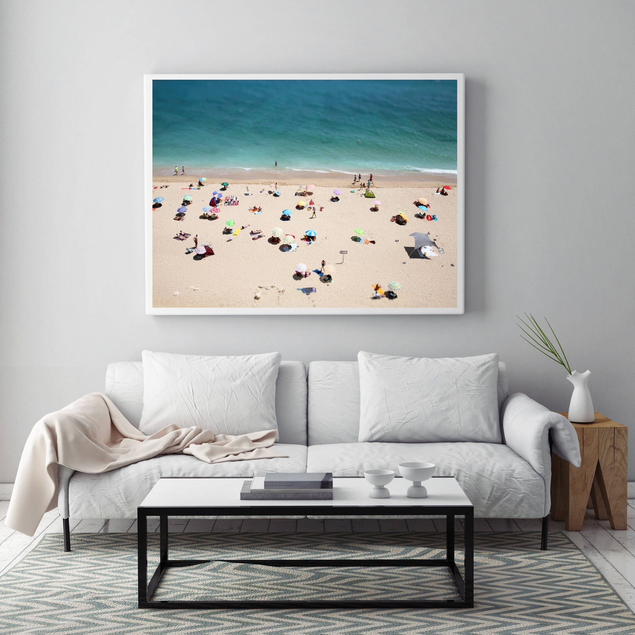 Widely Used Large Coastal Wall Art Intended For 31 Best Of Large Coastal Wall Art (View 4 of 15)