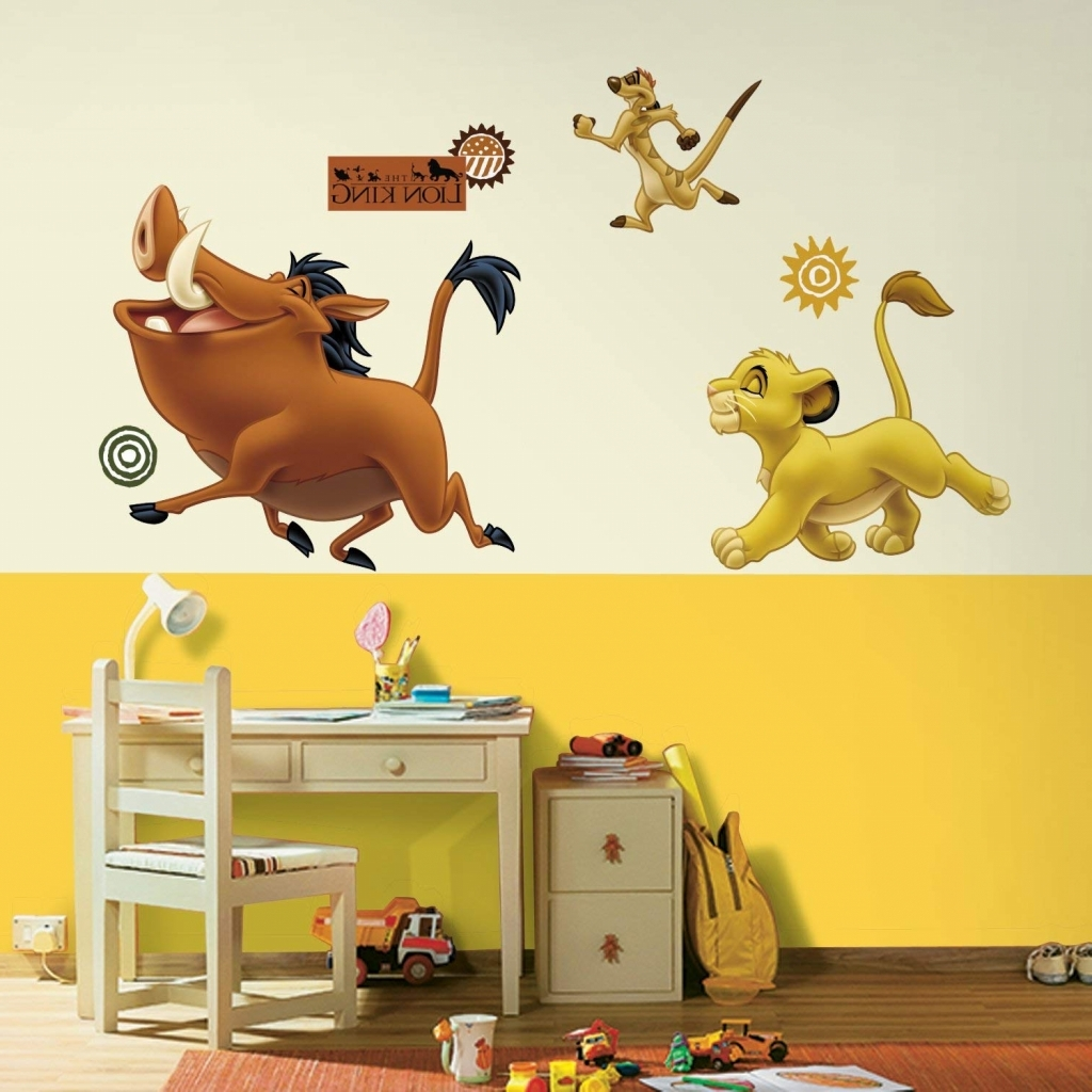 Widely Used Lion King Wall Art Intended For Accessories: Lion King Wall Art Extraordinary Lion King Wall Art (View 15 of 15)