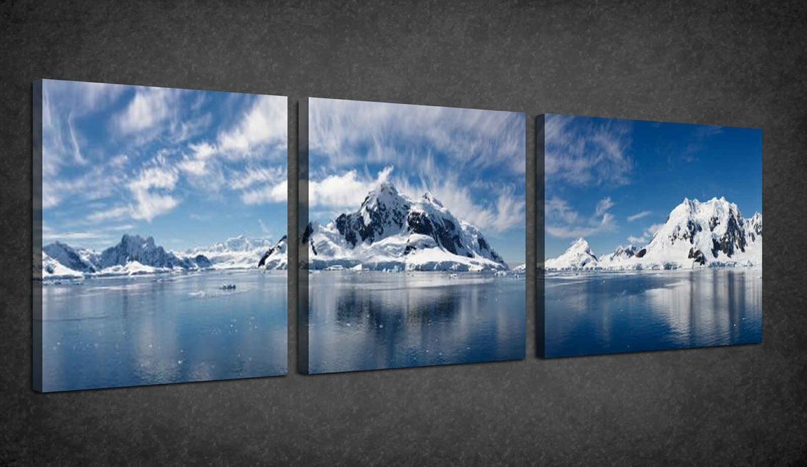 Widely Used Panoramic Wall Art For 45 Panoramic Wall Art, Nashville Sunset Skyline Panoramic Canvas (View 6 of 15)