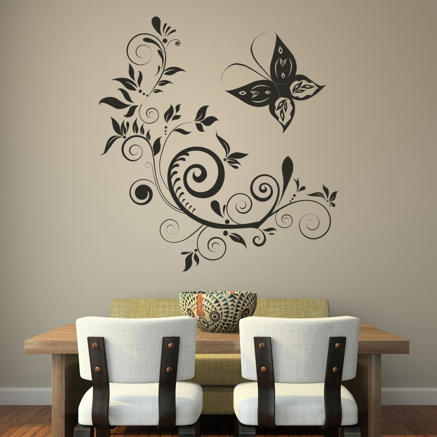 Widely Used Wall Art Vinyl – Gloss Pertaining To Wall Art (View 15 of 15)