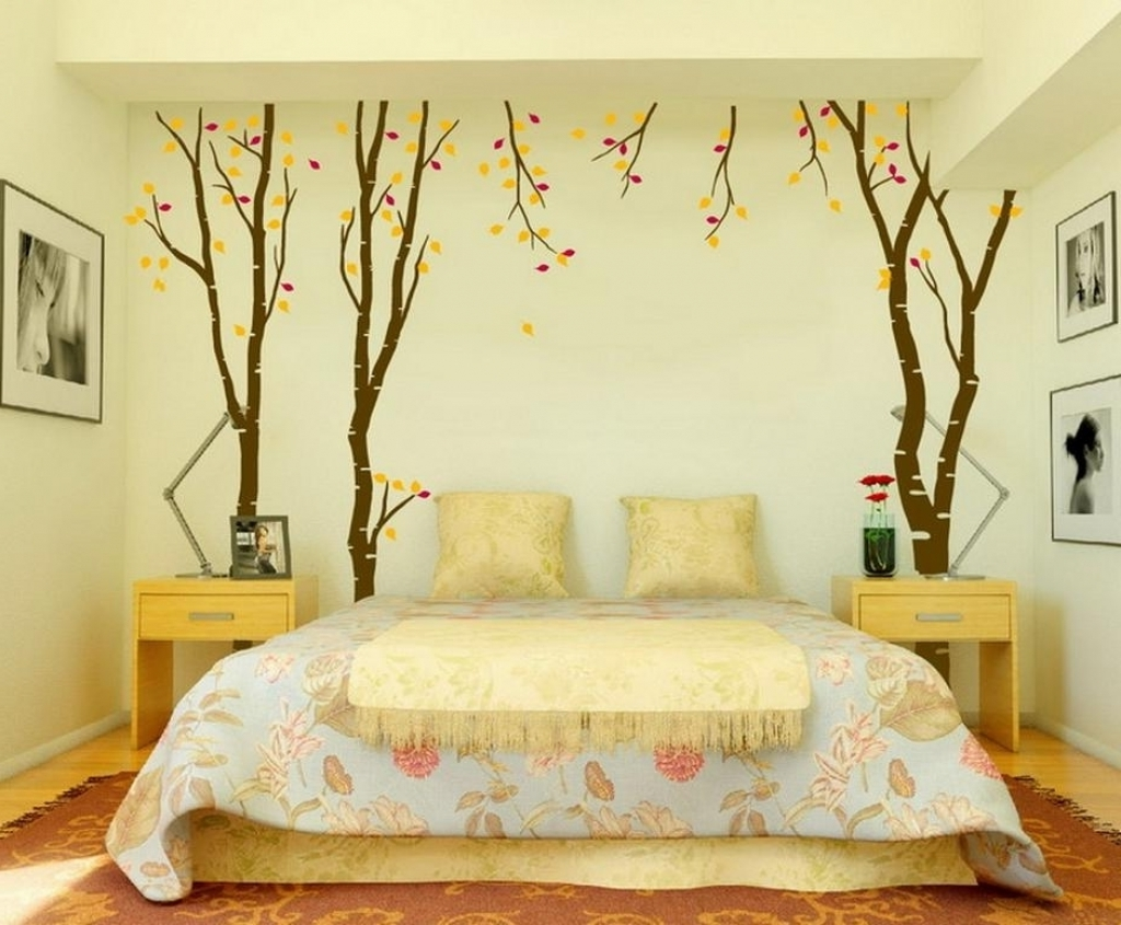 Widely Used Wall Decoration Ideas For Bedroom Bedroom Wall Art In Wall Decor With Bedroom Wall Art (View 8 of 15)
