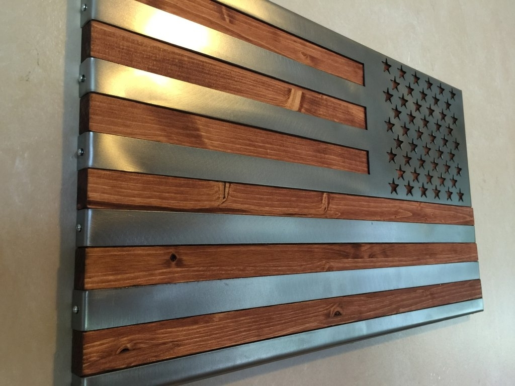 Widely Used Wood And Metal Wall Art Inside Wood And Metal Wall Art – Culturehoop (View 10 of 15)