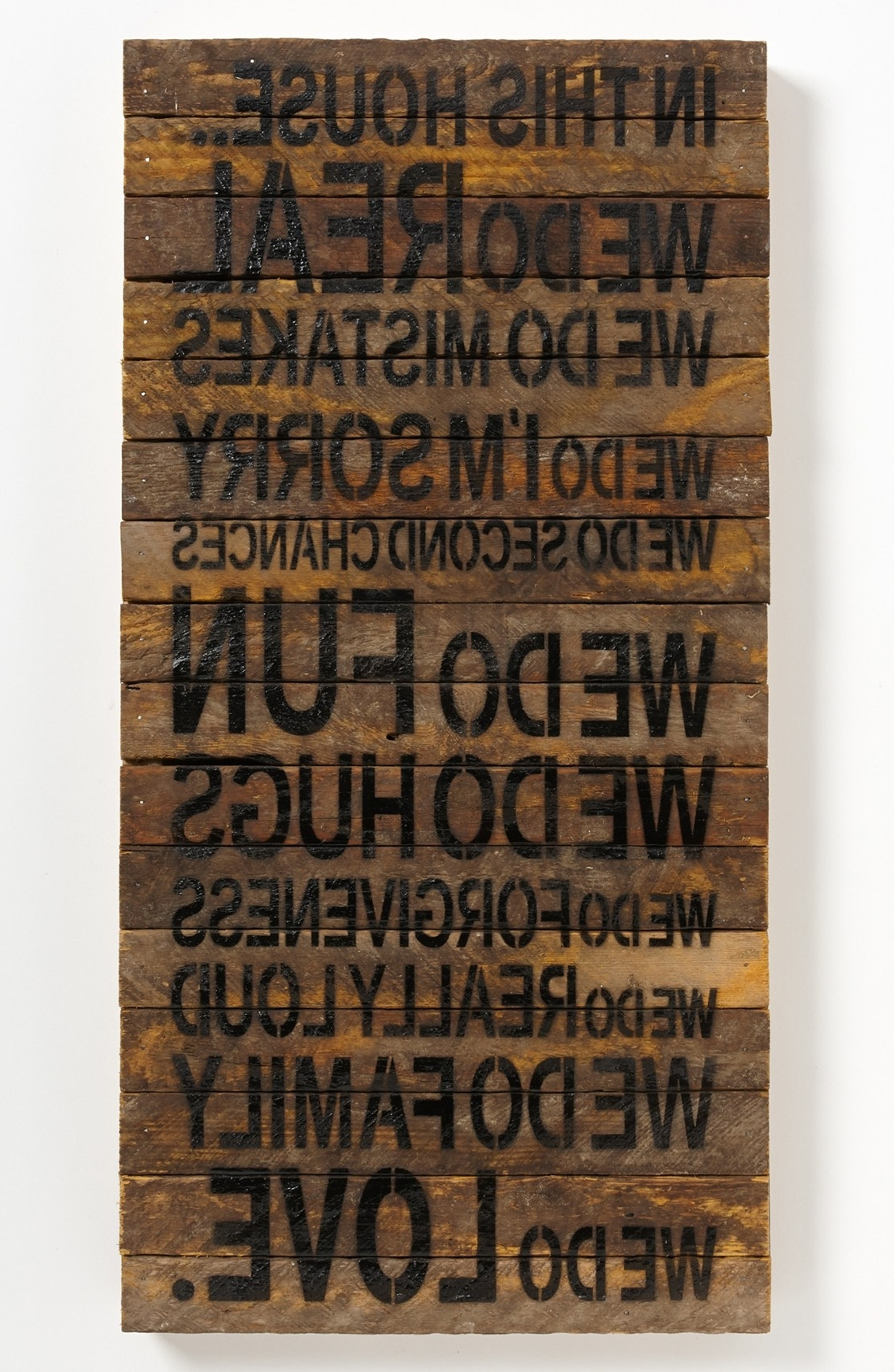 Widely Used Wood Wall Art Quotes Intended For Wall Art Quotes On Wood – Culturehoop (View 9 of 15)