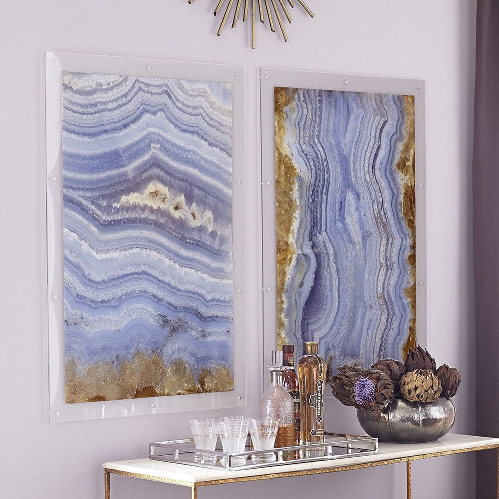 Wisteria, Agate And Walls (View 15 of 15)