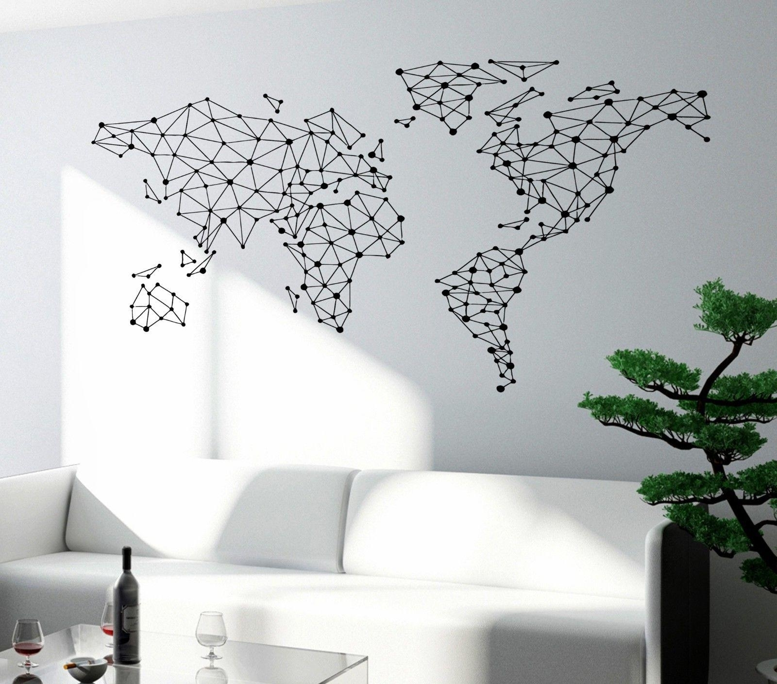 Wondrous Inspration Amazon Wall Art Best Of World Map Dahlia S Home Within Famous Diy World Map Wall Art (View 15 of 15)