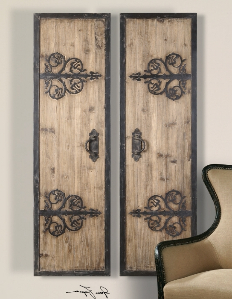 Wood And Metal Wall Art Regarding Favorite Decorative Metal Wall Art Panels Wall Art Designs Metal And Wood (View 14 of 15)
