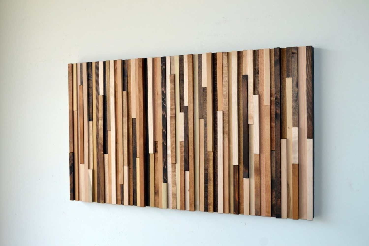 Wood Wall Art – Youtube Within Wood Art Wall (View 10 of 15)