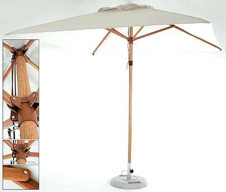 Wooden Patio Umbrella Led Lights A Purchase 9 Ft Market Outdoor W With Most Recently Released Wooden Patio Umbrellas (View 11 of 15)