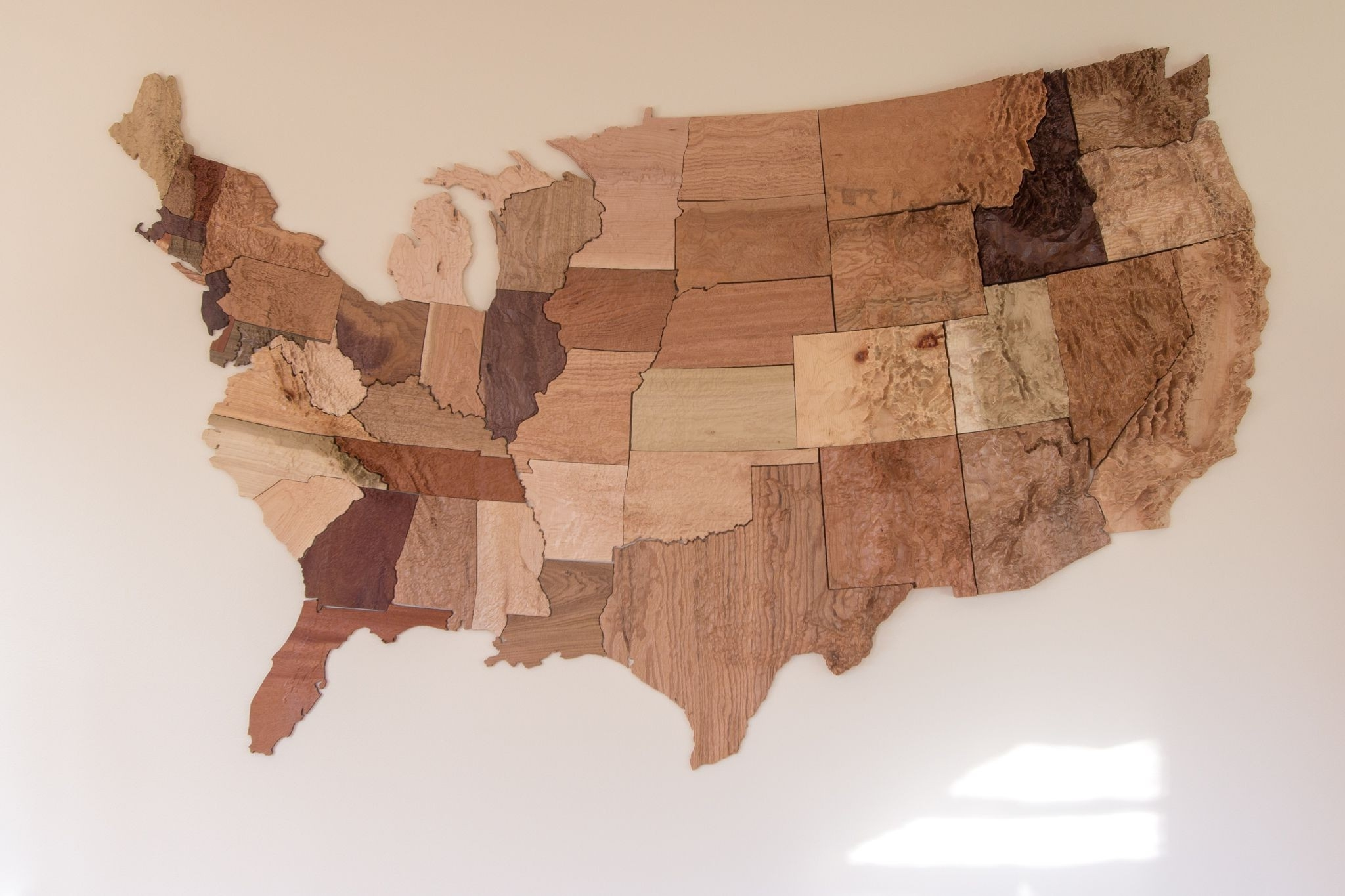 Wooden Wall Hanging Map Of Us Wooden Usa Map Wall Art Delightful Inside Latest Usa Map Wall Art (View 15 of 15)