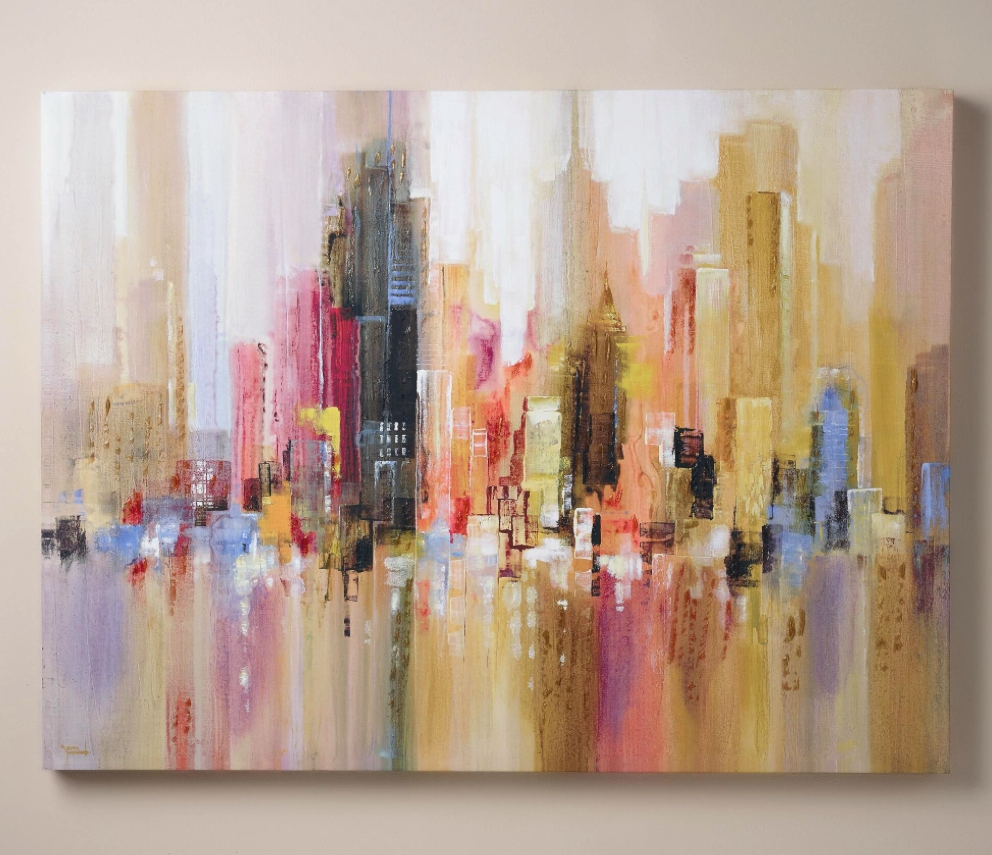 World Market Wall Art Intended For Most Popular Large Wall Art Ideas For Neutral Decor Under $ (View 4 of 15)