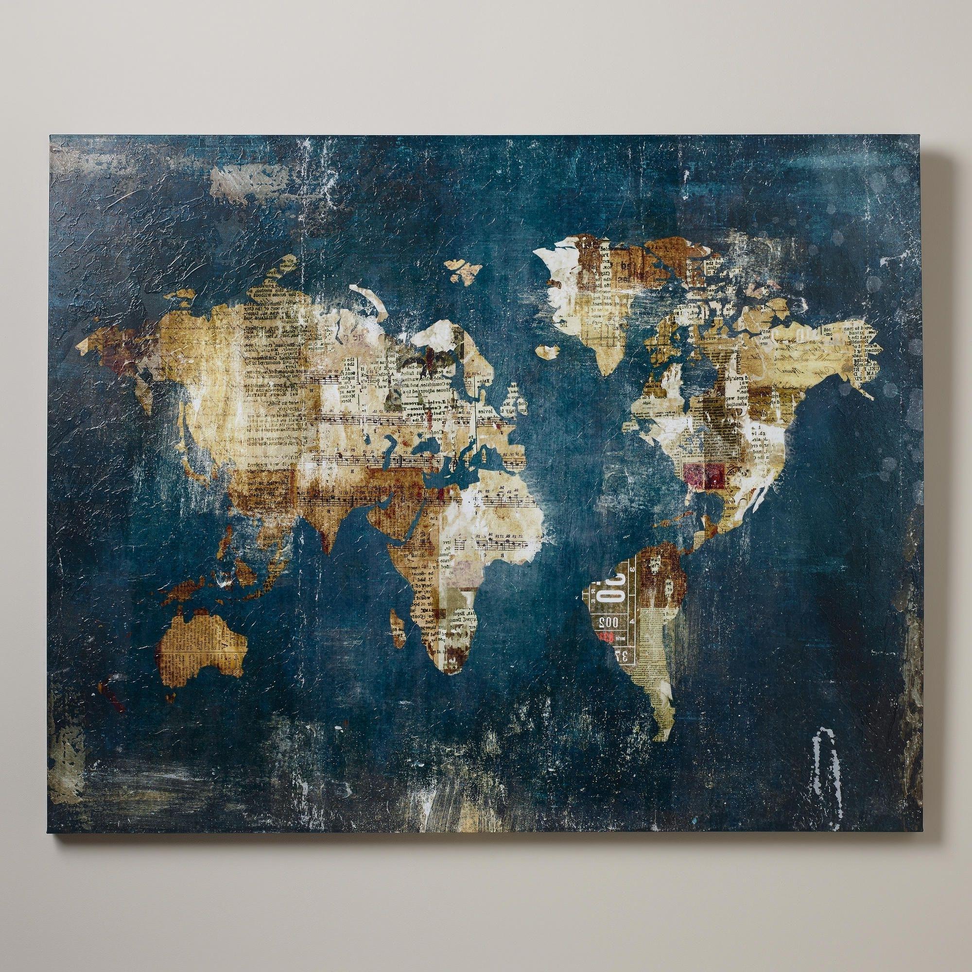 Featured Photo of World Market Wall Art