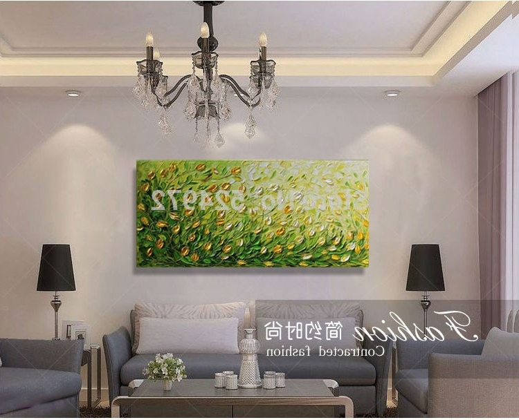 [%100% Hand Painted Modern Home Decor Abstract Wall Art Picture Green With Recent Yellow And Green Wall Art Yellow And Green Wall Art Regarding Fashionable 100% Hand Painted Modern Home Decor Abstract Wall Art Picture Green Most Current Yellow And Green Wall Art With 100% Hand Painted Modern Home Decor Abstract Wall Art Picture Green Widely Used 100% Hand Painted Modern Home Decor Abstract Wall Art Picture Green Within Yellow And Green Wall Art%] (View 15 of 15)