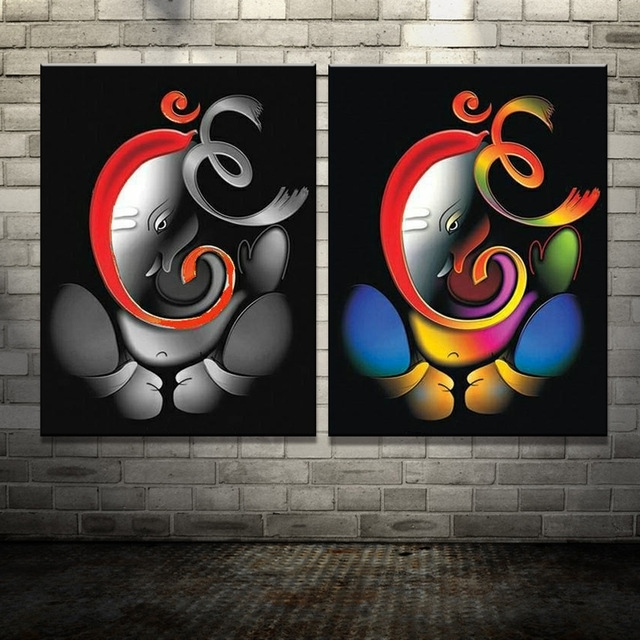 [%100% Hand Painted Om Ganesha Ganpati Oil Painting On Canvas Abstract inside Well-liked Abstract Ganesha Wall Art|Abstract Ganesha Wall Art throughout Most Recently Released 100% Hand Painted Om Ganesha Ganpati Oil Painting On Canvas Abstract|Most Recent Abstract Ganesha Wall Art with 100% Hand Painted Om Ganesha Ganpati Oil Painting On Canvas Abstract|Favorite 100% Hand Painted Om Ganesha Ganpati Oil Painting On Canvas Abstract with regard to Abstract Ganesha Wall Art%]
