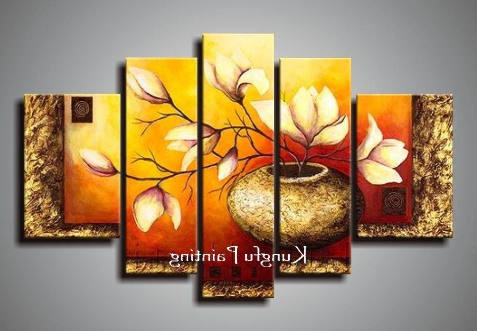 [%100% Hand Painted Unframed Abstract 5 Panel Canvas Art Living Room Within Most Recent 4 Piece Canvas Art Sets|4 Piece Canvas Art Sets With Regard To 2018 100% Hand Painted Unframed Abstract 5 Panel Canvas Art Living Room|Fashionable 4 Piece Canvas Art Sets Throughout 100% Hand Painted Unframed Abstract 5 Panel Canvas Art Living Room|Most Recently Released 100% Hand Painted Unframed Abstract 5 Panel Canvas Art Living Room With Regard To 4 Piece Canvas Art Sets%] (View 7 of 15)