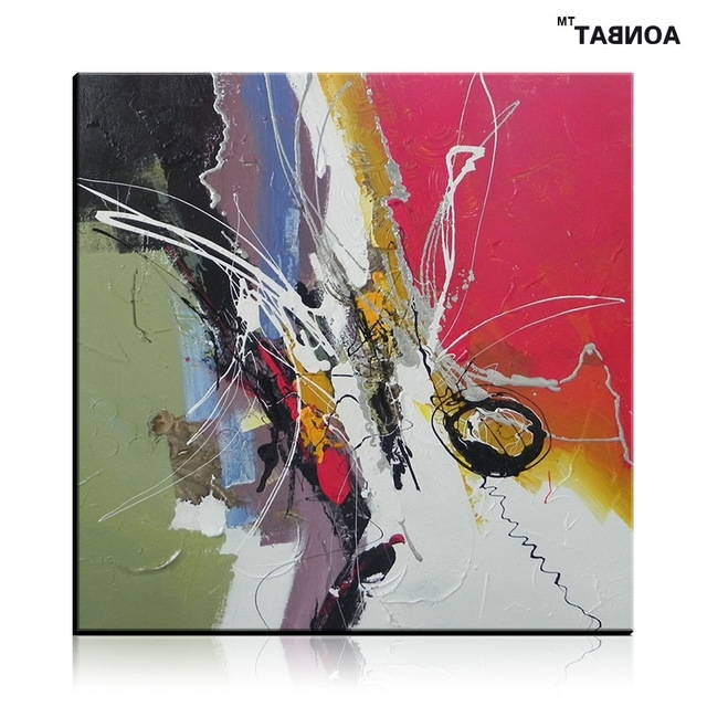 [%100% Modern Handmade Oil Painting Of Abstract Graphics On Canvas Regarding Well Known Abstract Graphic Wall Art|Abstract Graphic Wall Art With Regard To 2017 100% Modern Handmade Oil Painting Of Abstract Graphics On Canvas|Trendy Abstract Graphic Wall Art Pertaining To 100% Modern Handmade Oil Painting Of Abstract Graphics On Canvas|Fashionable 100% Modern Handmade Oil Painting Of Abstract Graphics On Canvas Regarding Abstract Graphic Wall Art%] (View 2 of 15)