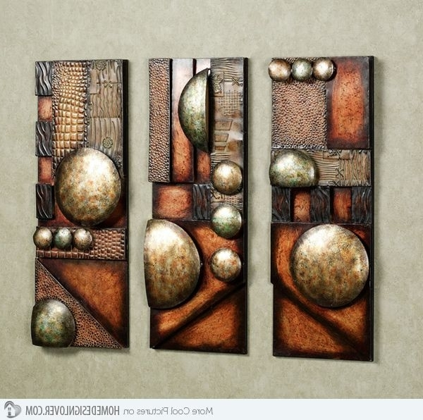 15 Modern And Contemporary Abstract Metal Wall Art Sculptures Regarding Most Up To Date Abstract Metal Wall Art Sculptures (View 4 of 15)