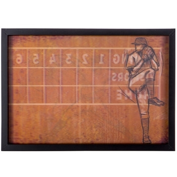 1653567 With Regard To Most Popular Baseball 3D Wall Art (Gallery 10 of 15)