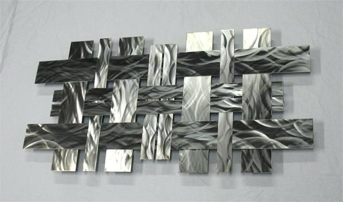 2. Impressive Best 25 Metal Wall Art Ideas On Pinterest Metal Art For Well Liked Uk Contemporary Wall Art (Gallery 14 of 15)