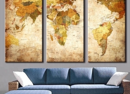 20 Choices Of 3 Pc Canvas Wall Art Sets Wall Art Ideas, Wall Art Regarding Preferred 3 Pc Canvas Wall Art Sets (View 15 of 15)