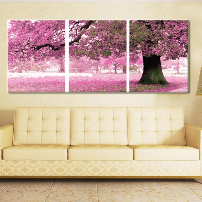 2017 3 Piece Wall Art Sets Intended For 11 3 Piece Canvas Wall Art Sets, Three Piece Wall Art (View 2 of 15)