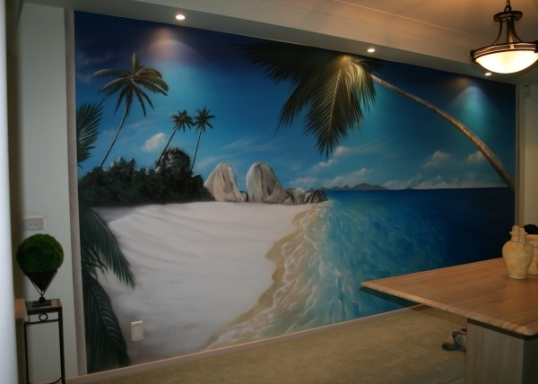 2017 Advanced Airbrush – The Airbrush Experts – Gallery With Regard To Airbrush Wall Art (Gallery 6 of 15)