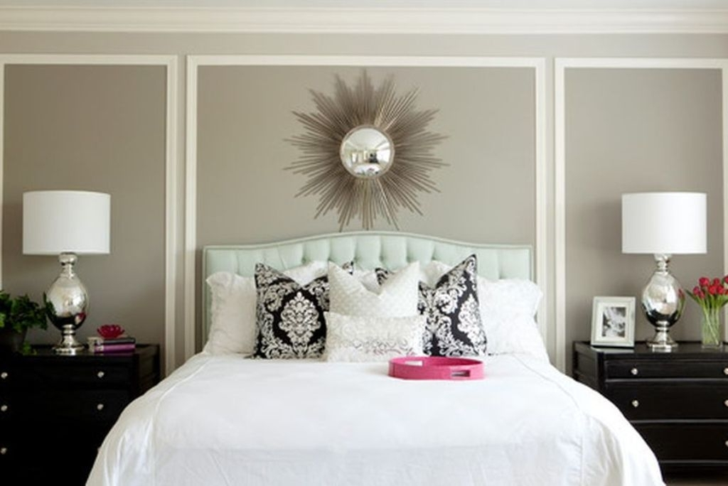 2017 Bed Wall Art Throughout Decorating Bedroom Wall Art — Bedroom Design Interior : Bedroom (View 8 of 15)