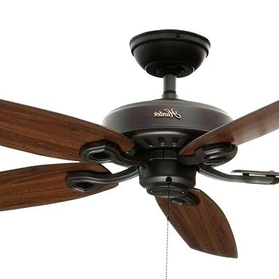 2017 Cheap Outdoor Fans Outdoor Ceiling Fans Indoor Ceiling Fans At The Regarding Outdoor Ceiling Fans With Lights At Home Depot (View 1 of 15)