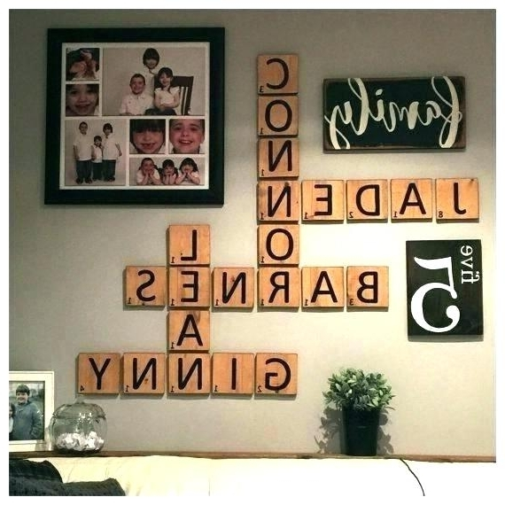 2017 Family Photo Wall Art With Regard To Family Photo Wall Art Family Picture Wall Ideas Memory Wall Ideas (View 1 of 15)