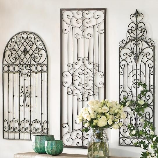 2017 Iron Gate Wall Art With Regard To Absolutely Ideas Iron Gate Iron Gate Wall Decor New Rustic Wall (View 2 of 15)