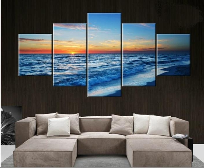 2017 Large Horizontal Wall Art ~ Bradpike Throughout Horizontal Canvas Wall Art (View 8 of 15)