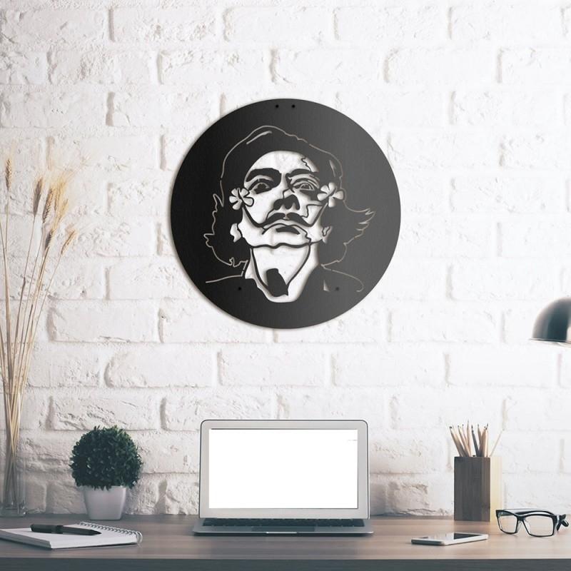 2017 Metal Wall Art Salvador Dali – Packtoo Throughout Salvador Dali Wall Art (View 2 of 15)