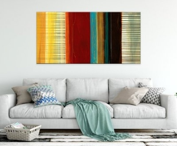 2017 Modern Abstract Painting Pictures Artwork For Decor /canvas Printing Intended For Abstract Wall Art For Living Room (View 3 of 15)