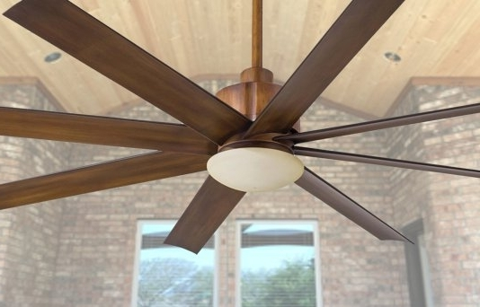 2017 Outdoor Ceiling Fans With Lights Damp Rated Inside Innovative Manificent Exterior Ceiling Fans Outdoor Ceiling Fans (View 12 of 15)
