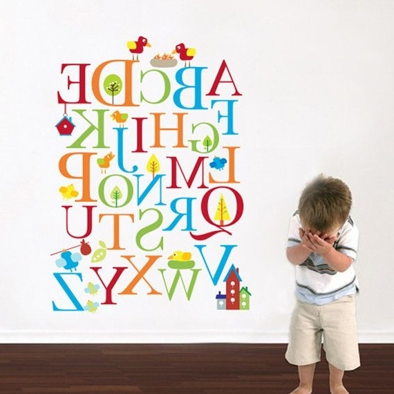 2017 Playroom Wall Decals Cute Playroom Wall Decals – Wall Decoration And With Wall Art For Playroom (View 1 of 15)