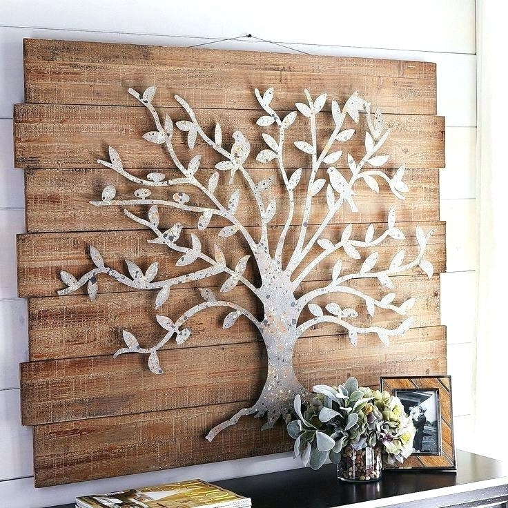 2017 Tree Sculpture Wall Art Within Wooden Wall Art Sculptures Wood Prints Modern Wood Sculpture Wall (View 1 of 15)