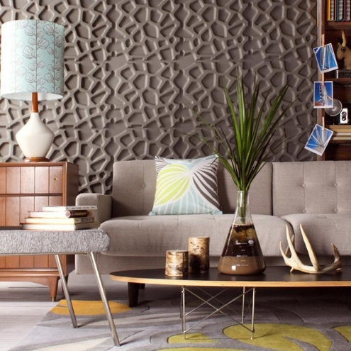 2017 Wall Art Ideas Design : Brown Expensive 3D Wall Art Panels Large Within Wetherill Park 3D Wall Art (View 11 of 15)