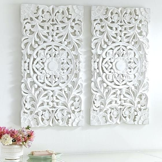 2017 Wall Carved Amp Ornate Wood Carved Wall Art Carved Wall Panels Uk Pertaining To Wood Carved Wall Art Panels (View 2 of 15)