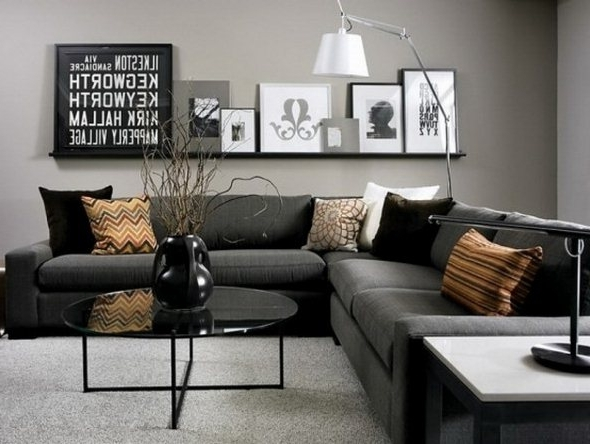 2017 Wall Decorating Ideas For Living Room With Exemplary Living Room With Wall Pictures For Living Room (View 10 of 15)